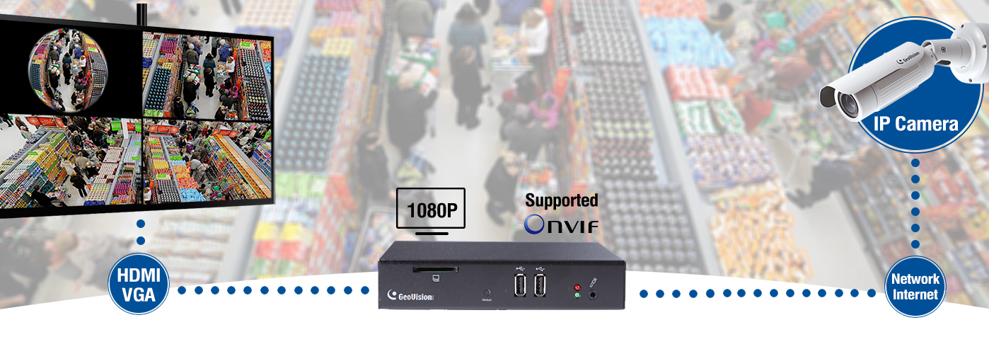 Geovision Decoder Box | DIDARC