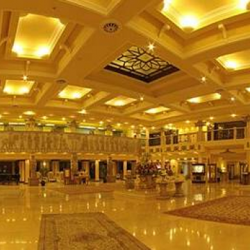 Dariush Grand Hotel in Mashhad making use of Geovision IP Cameras