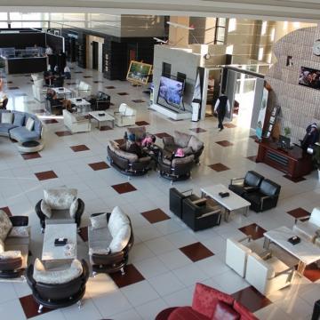 Imam khomeini International Airport(CIP) making use of Geovision IP Cameras
