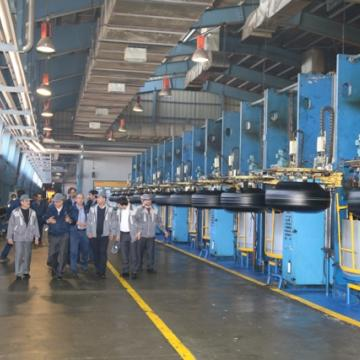 CP PLUS Products installed in Barez Industrial Group